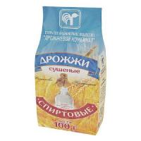 Спиртовые дрожжи Дрожжевой комбинат (Беларусь), 100 г